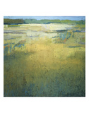 Early at the Marsh Print by Jeannie Sellmer