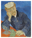 Dr. Paul Gachet, 1890 Posters af Vincent van Gogh