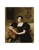 Elizabeth Winthrop Chanler (Mrs. John Jay Chapman), 1893 Prints by John Singer Sargent