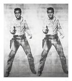 Andy Warhol - Elvis® 2 Times, 1963 Plakát