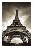 Torre Eiffel Posters por Marcin Stawiarz