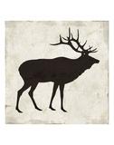 Elk Posters by  Sparx Studio