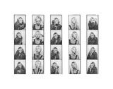 Edie, c. 1966 Kunst af Andy Warhol