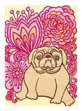 English Bulldog Prints by  My Zoetrope