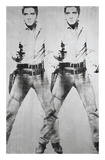 Double Elvis®, 1963 Kunst af Andy Warhol