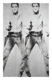 Andy Warhol - Double Elvis®, 1963 - Art Print