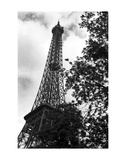 Eiffel II Prints by Tom Artin