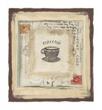 Espresso Prints by Jane Claire