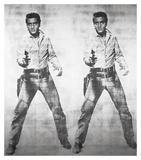 Elvis® 2 Times, 1963 Art par Andy Warhol