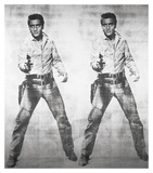 Elvis® 2 Times, 1963 Art by Andy Warhol