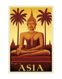 Escape to Asia Prints by Steve Forney