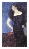 Portrait of Rose von Rosthorn-Friedmann Prints by Gustav Klimt