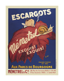 Escargots Menetrel Art