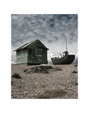 Dungeness Prints by Gill Copeland