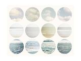 Coastal Scopes Impression giclée par Sussannah Tucker