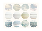 Coastal Scopes Giclee Print by Sussannah Tucker