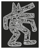 Dog, 1985 Posters by Keith Haring