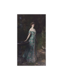 Portrait of Millicent Leveson-Gower (1867-1955), Duchess of Sutherland, 1904 Posters by John Singer Sargent