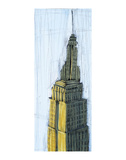 Empire State Building Prints by Mark Gleberzon