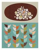 Petal Pods I Print by Jenn Ski