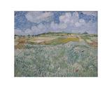 Plain Near Auvers, 1890 Posters by Vincent van Gogh