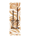 Rococo Gilmmer (crop) Prints by Erin Clark