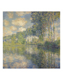 Poplars on the Epte, 1891 Posters por Claude Monet