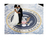 President Obama and The First Lady Prints by Thomas Mccoy