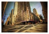 Radio City Art by Eric Wood