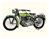 Ride On Prints by  Urban Cricket