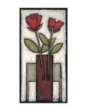 Rose Melody II Posters par Eve Shpritser