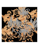Rococo Shimmer Prints by Erin Clark