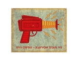Rayvon Star VII Prints by John W. Golden