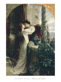 Romeo and Juliet Posters by Sir Francis Dicksee