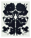 Rorschach, 1984 Posters by Andy Warhol