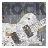 Rock Concert II Posters by  NBL Studio