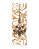 Rococo Sparkle (crop) Prints by Erin Clark