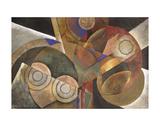 Prismatic Burst Prints by Marlene Healey