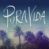 Pura Vida Poster by Margaret Juul