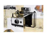 Polaroid Land Camera Print by Loui Jover