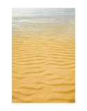 Ripples in the Sand Prints by Michael Hudson
