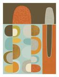 Rejilla No. 3 Prints by Jenn Ski