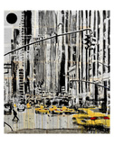 Somewhere in New York City Affiches par Loui Jover