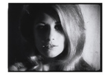 Screen Test: Jane Holzer [ST146], 1964 Print by Andy Warhol