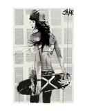 Sk8er Gurl Posters par Loui Jover