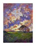 Sky Burst Prints by Erin Hanson
