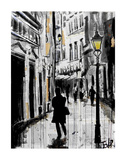 Ruelle Poster by Loui Jover
