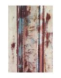 Rust Textures Print by Erin Clark