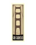 San Francisco Print by Steve Forney