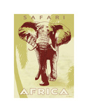 Safari Africa Prints by Kem Mcnair